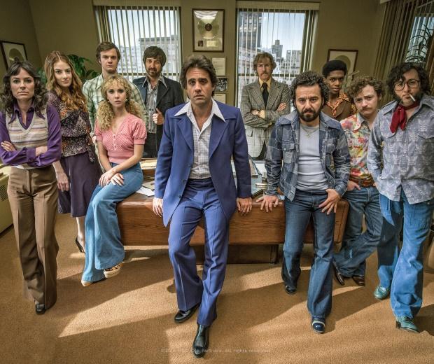 VINYL: série da HBO produzida por Martin Scorsese e Mick Jagger