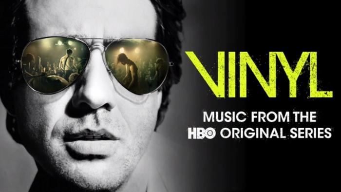 Trilha de Vinyl, da HBO