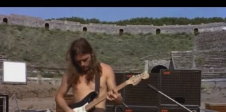 Pink Floyd em Pompeia