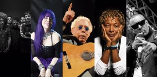 """Final do """"Festival de Clipes e Bandas"""" terá shows de Jards Macalé, Baby do Brasil, Mart'nália e BNegão"""