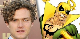 Iron Fist com Finn Jones