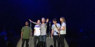 Maroon 5 em São Paulo