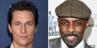 A Torre Negra: Matthew McConaughey e Idris Elba são confirmados