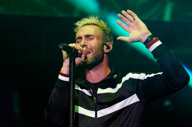 Adam Levine, do Maroon 5