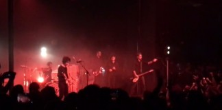At The Drive-In no Observatory, em Santa Ana