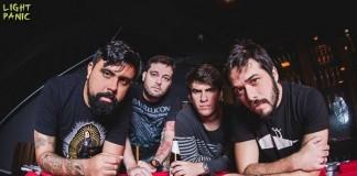 Backdrop Falls - banda de Fortaleza lança primeiros singles