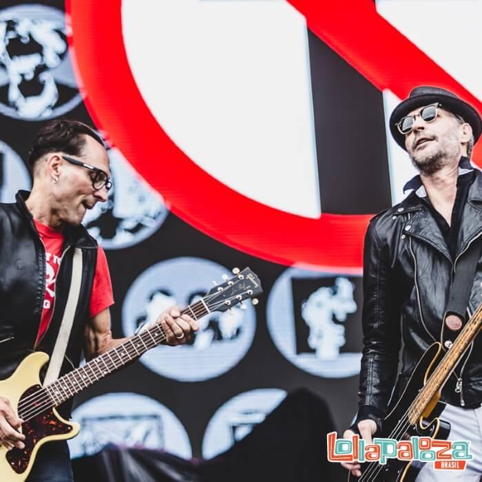 Bad Religion no Lollapalooza Brasil