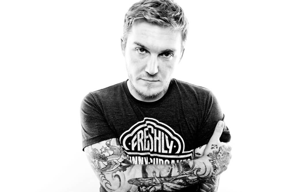 Brian Fallon, do The Gaslight Anthem