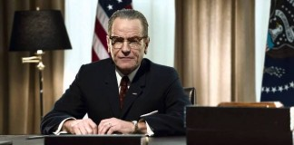 Bryan Cranston interpreta ex-presidente Lyndon B. Johnson