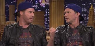 Chad Smith e Will Ferrell Novamente