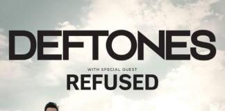 Deftones em turnê com o Refused