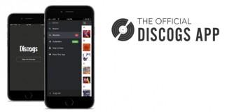 Discogs lança app oficial