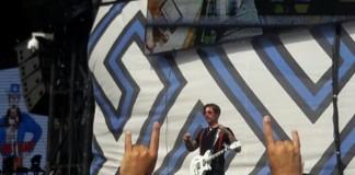 Eagles Of Death Metal no Lollapalooza Brasil