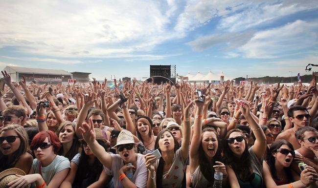 Pesquisa revela grau de satisfação dos brasileiros quanto aos festivais de música