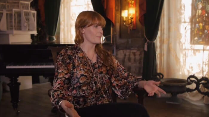 Florence And The Machine grava Stand By Me