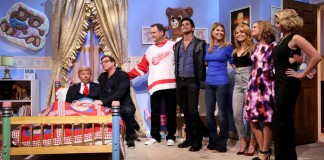 Full House e Donald Trump no Jimmy Fallon