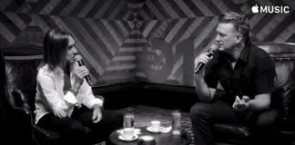 Josh Homme entrevista Iggy Pop em seu programa da Beats 1