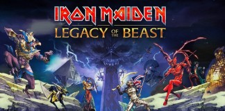 Iron Maiden lança trailer do game Legacy Of The Beast