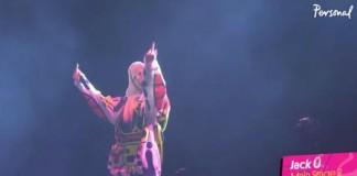 Jack Ü e Die Antwoord no Lollapalooza Argentina