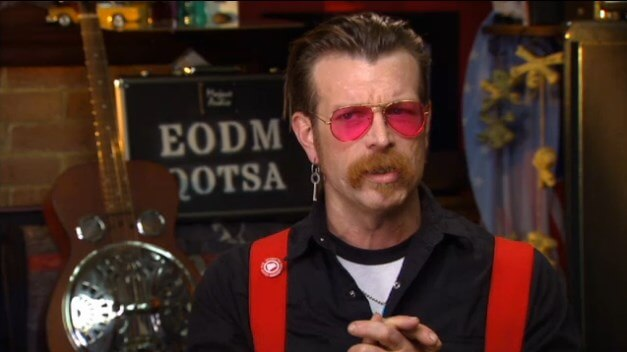 Jesse Hughes do Eagles of Death Metal