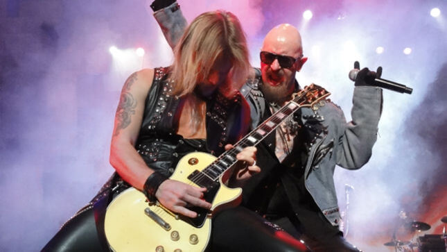 Richie Faulkner, do Judas Priest