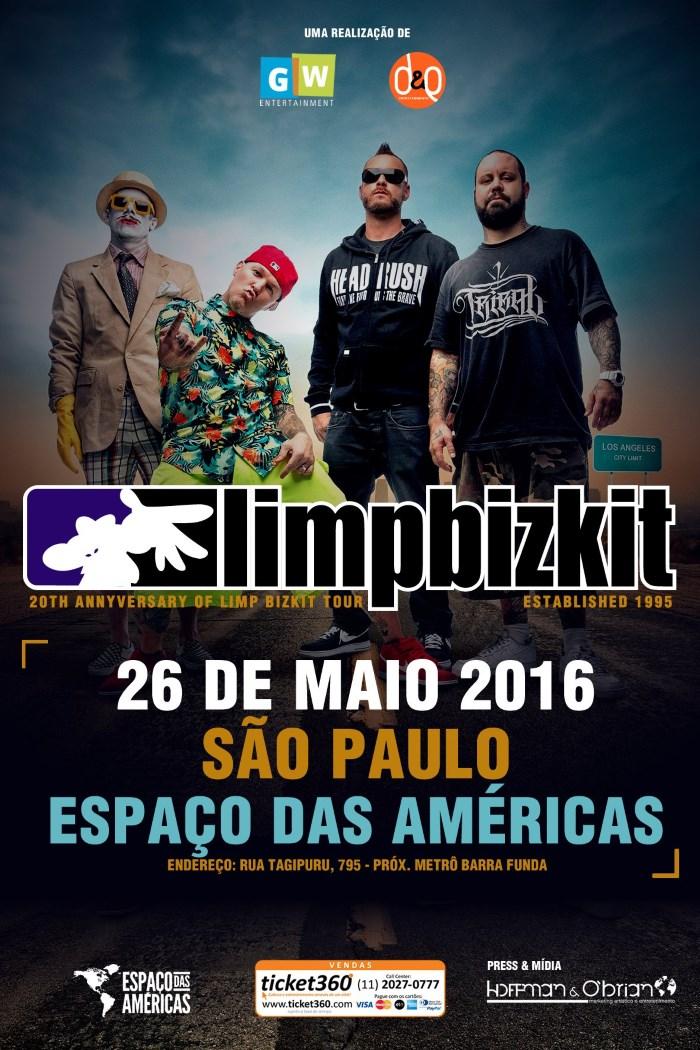 Limp Bizkit no Brasil