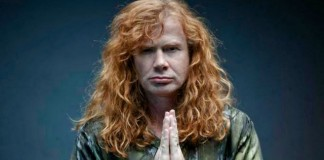 Dave Mustaine, vocalista do Megadeth