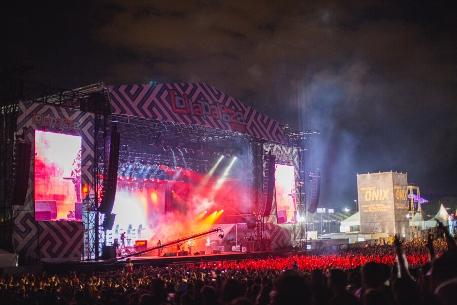 Mumford And Sons no Lollapalooza Brasil
