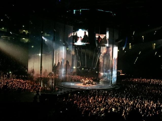 Muse na turnê de Drones pela Europa