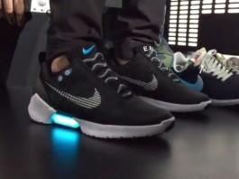 Nike anuncia tênis inspirado em De Volta Para o Futuro