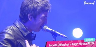 Noel Gallagher no Lollapalooza Argentina