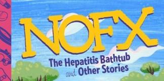 Capa do livro do NOFX