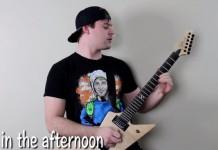 Jared Dines toca Panic! At The Disco em versão heavy metal