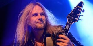 Richie Faulkner, do Judas Priest