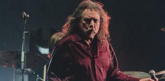 Robert Plant no Lollapalooza Brasil