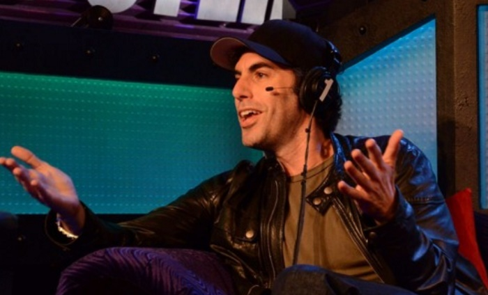 Sacha Baron Cohen fala sobre Freddie Mercury no programa de Howard Stern