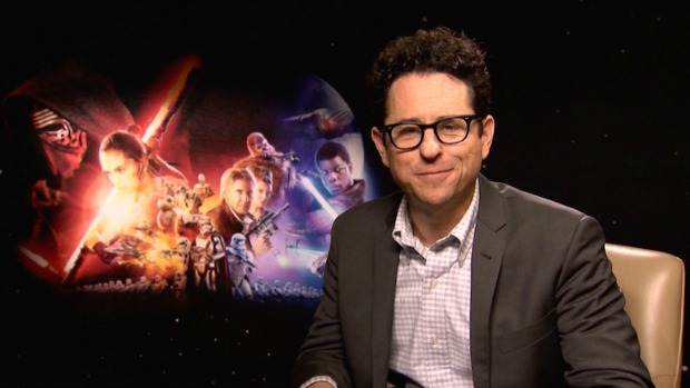 J.J. Abrams e Star Wars