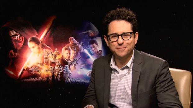 J.J. Abrams e Star Wars