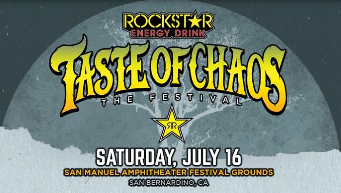 Taste of Chaos Festival