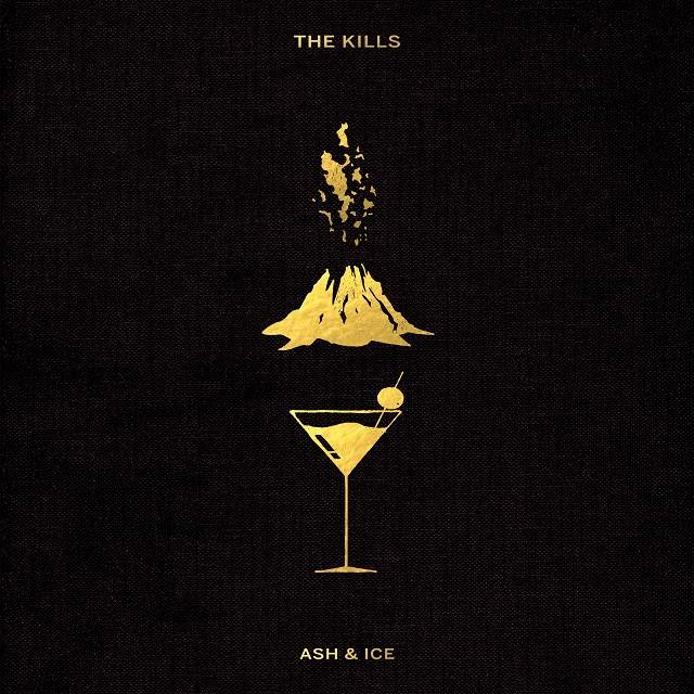 "the kills anuncia novo álbum ""ash & ice"""