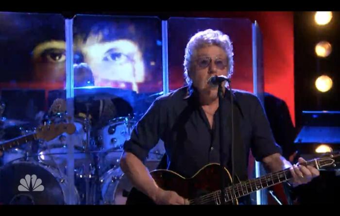 The Who toca em programa de TV pela primeira vez em 50 anos - vídeo