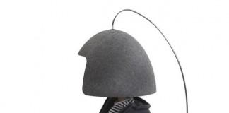 Tomoko - capacete cria ambiente silencioso