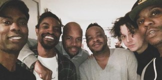 André 3000, Chris Rock e Jack White