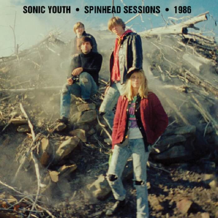 Capa de Spinhead Sessions