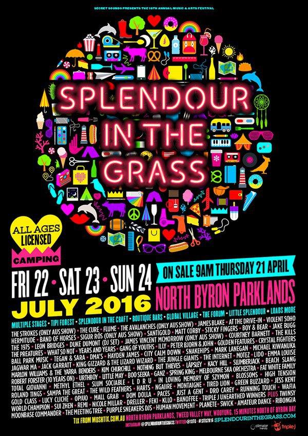 Splendour In The Grass 2016