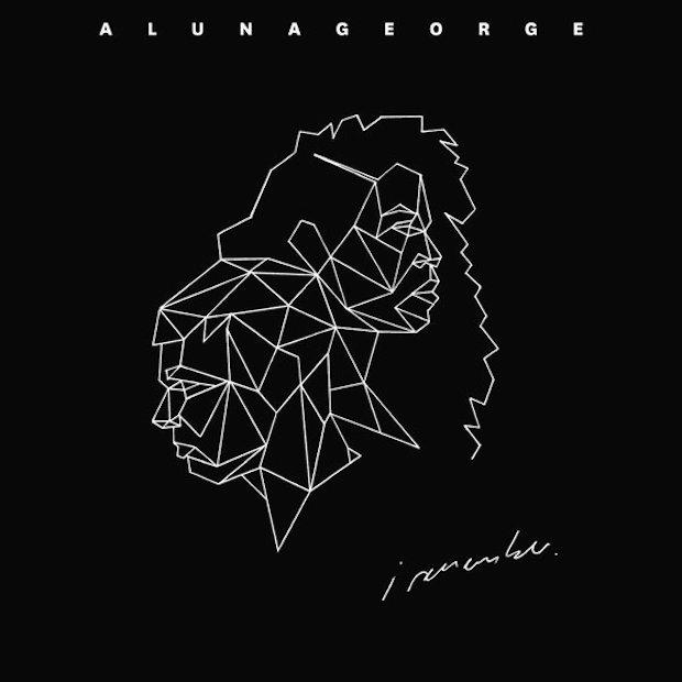 """capa do novo disco da alunageorge, """"i remember"""""""