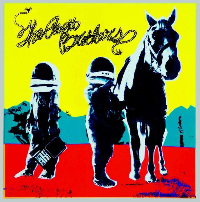 "capa do ""true sadness"", novo disco do the avett brothers"