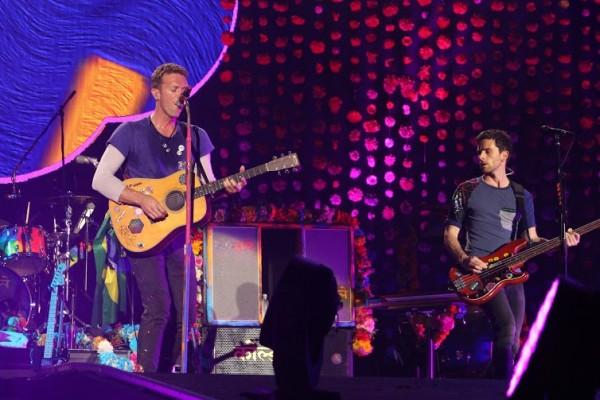 Coldplay no Rio de Janeiro