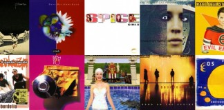 Discos lançados em 1996