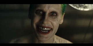Jared Leto interpreta o Coringa